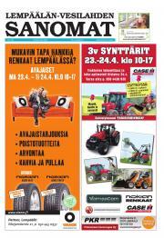 Lempäälän-Vesilahden Sanomat 19.04.2012