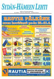Sydän-Hämeen Lehti 20.04.2012