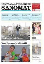 Lempäälän-Vesilahden Sanomat 23.04.2012