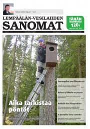 Lempäälän-Vesilahden Sanomat 4.4.2018