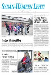 Sydän-Hämeen Lehti 24.04.2012