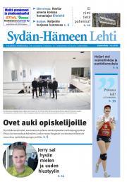 Sydän-Hämeen Lehti 11.4.2018