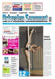 Oriveden Sanomat 11.4.2018