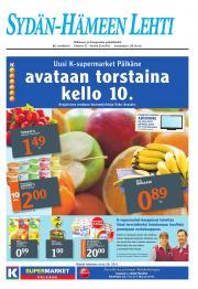 Sydän-Hämeen Lehti 27.04.2012