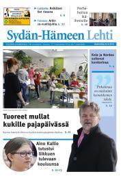 Sydän-Hämeen Lehti 25.4.2018