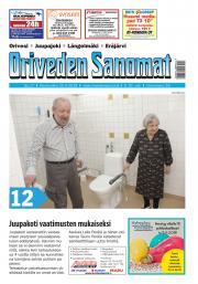 Oriveden Sanomat 25.4.2018
