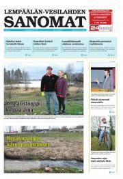 Lempäälän-Vesilahden Sanomat 30.04.2012