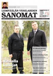 Lempäälän-Vesilahden Sanomat 9.5.2018