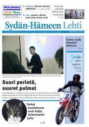 Sydän-Hämeen Lehti 9.5.2018
