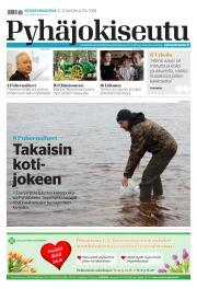 pyhäjokiseutu lehti