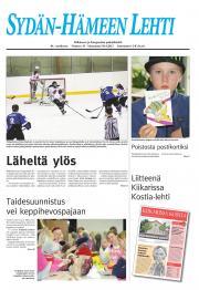 Sydän-Hämeen Lehti 01.05.2012