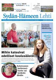Sydän-Hämeen Lehti 16.5.2018