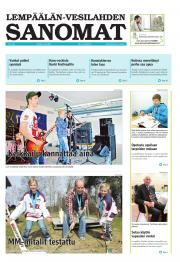Lempäälän-Vesilahden Sanomat 03.05.2012