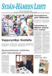 Sydän-Hämeen Lehti 04.05.2012