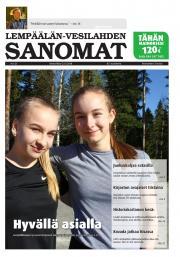 Lempäälän-Vesilahden Sanomat 23.5.2018