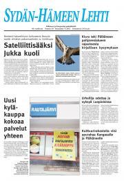Sydän-Hämeen Lehti 08.05.2012
