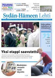 Sydän-Hämeen Lehti 6.6.2018