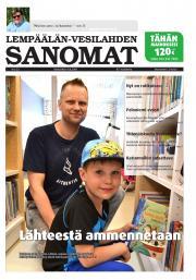 Lempäälän-Vesilahden Sanomat 6.6.2018