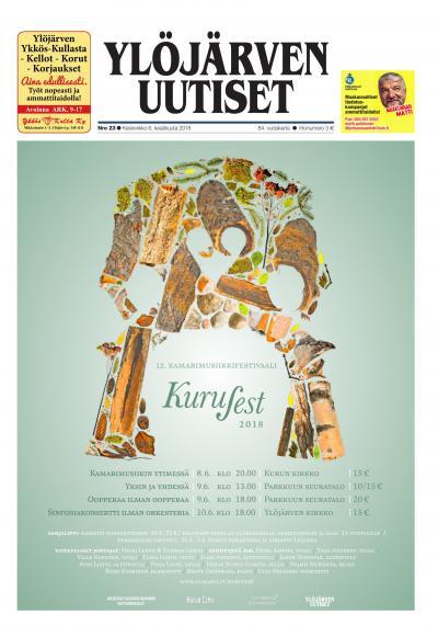 Ylöjärven Uutiset 6.6.2018 Lehtiluukku.fi