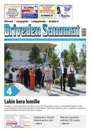 Oriveden Sanomat 6.6.2018