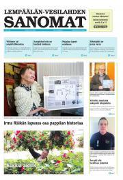 Lempäälän-Vesilahden Sanomat 10.05.2012