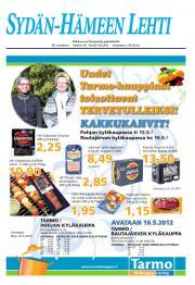 Sydän-Hämeen Lehti 11.05.2012