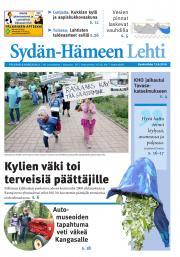 Sydän-Hämeen Lehti 13.6.2018