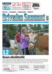 Oriveden Sanomat 13.6.2018