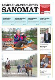 Lempäälän-Vesilahden Sanomat 15.05.2012