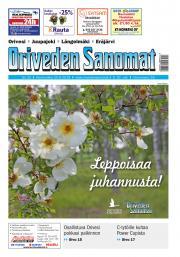 Oriveden Sanomat 20.6.2018