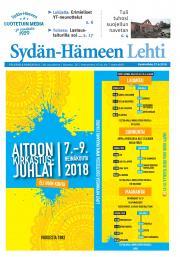 Sydän-Hämeen Lehti 27.6.2018