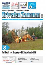 Oriveden Sanomat 27.6.2018