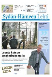 Sydän-Hämeen Lehti 17.05.2012