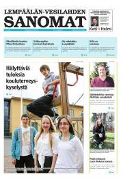 Lempäälän-Vesilahden Sanomat 21.05.2012