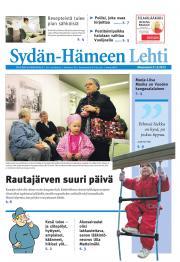 Sydän-Hämeen Lehti 22.05.2012