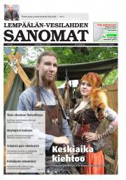 Lempäälän-Vesilahden Sanomat 11.7.2018