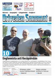 Oriveden Sanomat 11.7.2018
