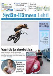 Sydän-Hämeen Lehti 25.7.2018