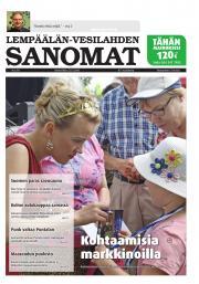 Lempäälän-Vesilahden Sanomat 25.7.2018