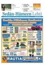 Sydän-Hämeen Lehti 26.05.2012