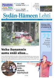 Sydän-Hämeen Lehti 1.8.2018