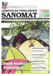 Lempäälän-Vesilahden Sanomat 1.8.2018