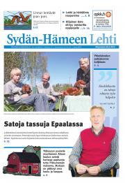 Sydän-Hämeen Lehti 30.05.2012