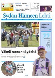 Sydän-Hämeen Lehti 8.8.2018