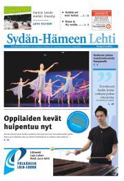 Sydän-Hämeen Lehti 01.06.2012