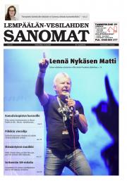 Lempäälän-Vesilahden Sanomat 15.8.2018