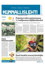 Kunnallislehti Paimio-Sauvo-Kaarina