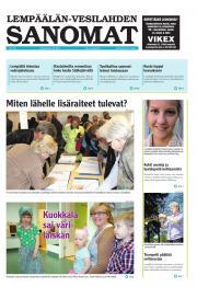 Lempäälän-Vesilahden Sanomat 04.06.2012