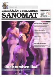 Lempäälän-Vesilahden Sanomat 22.8.2018