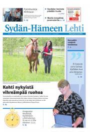 Sydän-Hämeen Lehti 05.06.2012
